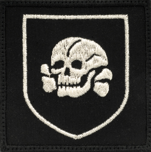 3. SS Totenkopf Panzer Division Patch