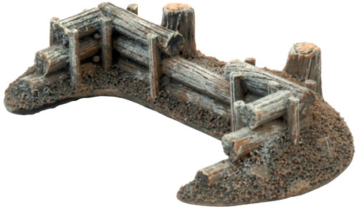 Log Emplacement Dug-in Markers (BB107)