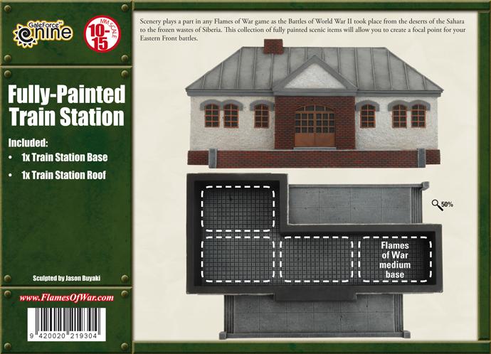 Train Station (BB146)