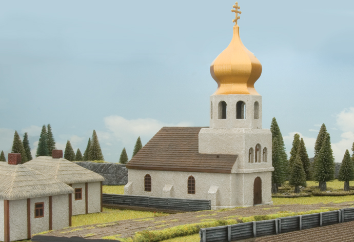 Rural Church (BB139)