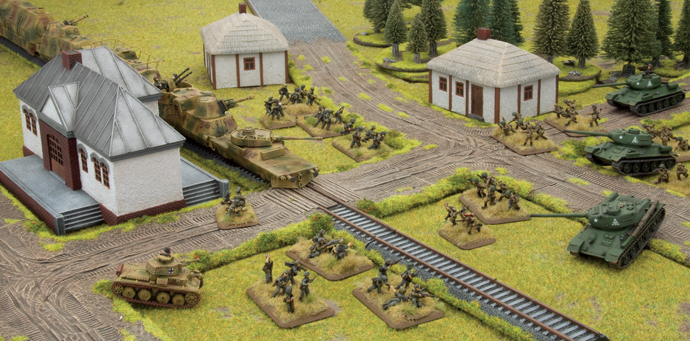 Rural Road Expansion Set (BB140)
