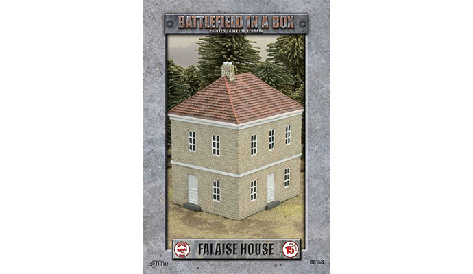 Falaise House (BB153)