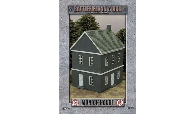 Munich House (BB159)