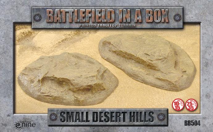 Desert Small Hills