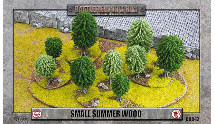 Small Summer Wood (BB542)