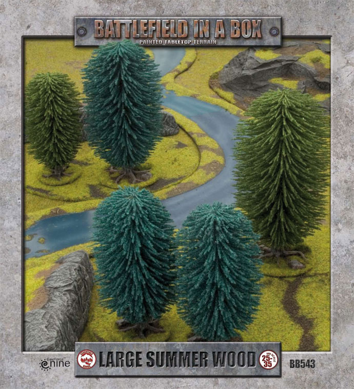 Large Summer Wood (BB543)