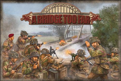 Operation Market Garden Boardgame Box Artwork
