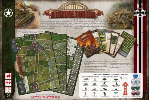 Operation Market Garden Boardgame Box Details