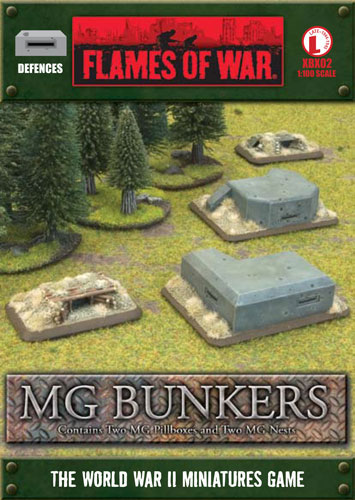 MG Bunkers (XBX02)