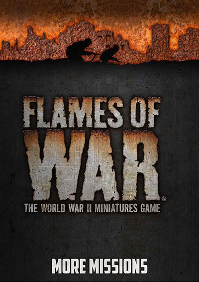 Flames Of War Missions