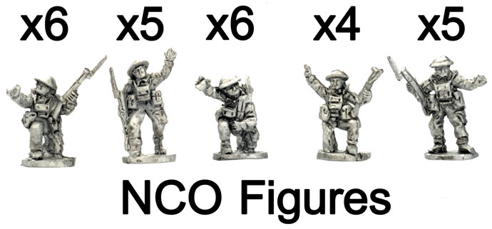 The NCO figures
