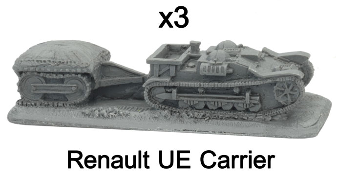 The Renault UE Carrier