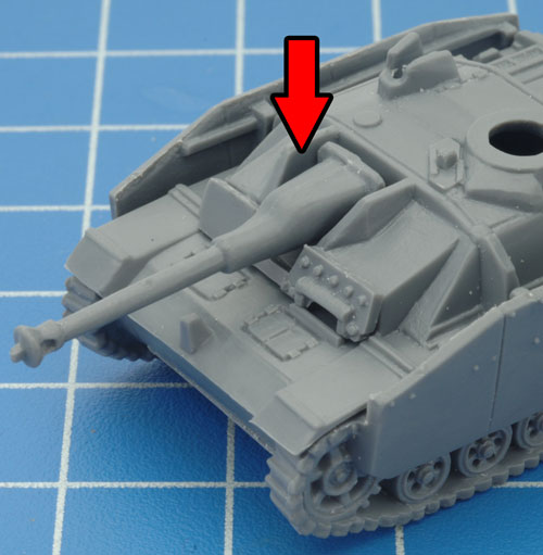 Assembling The Plastic StuG G Assault Gun