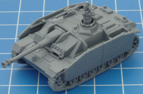 Learn how to assemble the plastic StuG G