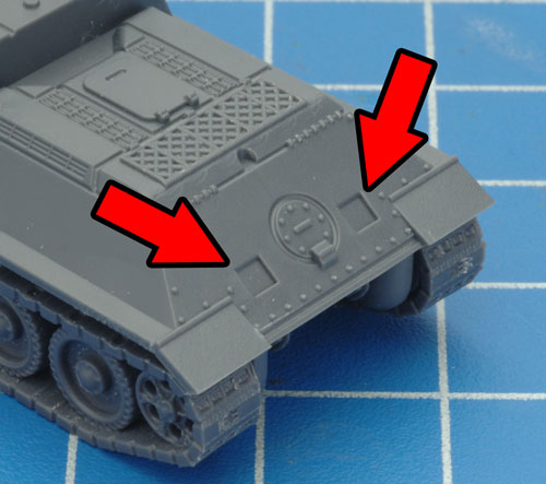 SU Tank-killer Battery Assembly Guide