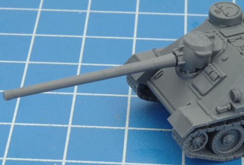 Assembling The Tank Killer Company