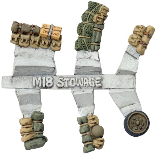 M18 Stowage Sprue