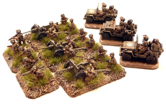 Glider Light Anti-tank Platoon