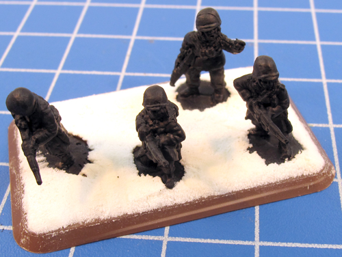 No Business Like Snow Business: Creating Snow Bases in Six Easy Steps