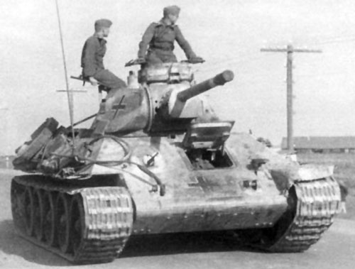 Examples of Beutepanzer with Cupolas