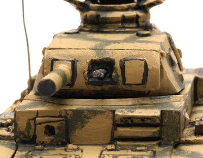 Panzer III OP tank turret