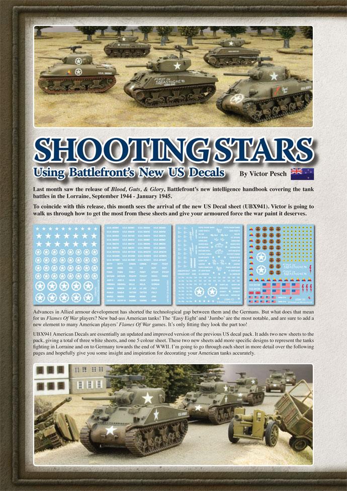 Shooting Stars page 1