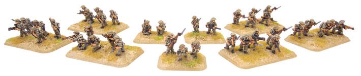 Rifle Platoon (Italy) (BR762)