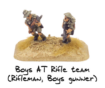 Boys Anti-tank Rifle team