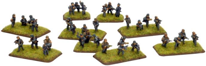 Phil's Infantry