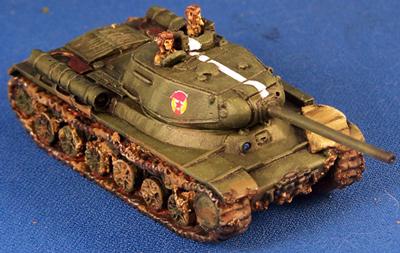 Gary Martin's Guards Heavy Tank Regiment