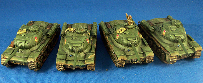 Gary Martin's Guards Heavy Tank Regiment