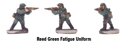 Reed Green Fatigue Uniform