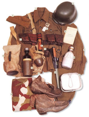Hungarian Infantry Uniform