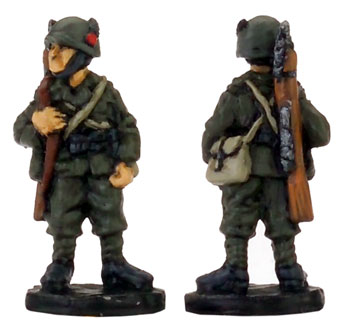 Alpini conversion