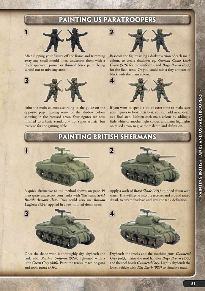 Open Fire Painting Guide