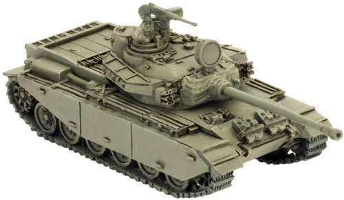 Painting Israeli Tanks