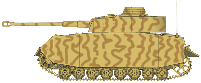 Panzer IV H Colour Schemes
