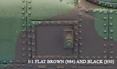 The Brown Camo Base