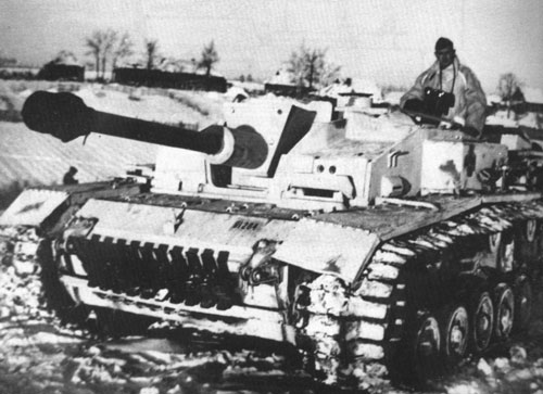 White Washed StuG III G