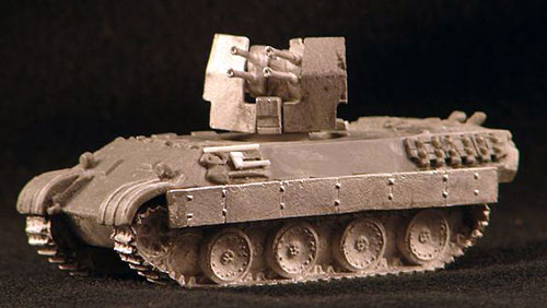 Bergepanther (Quad 20mm)