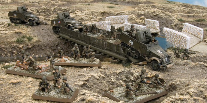 91st Cavalry Division in action