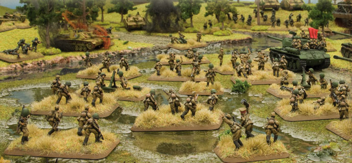 Marsh table action