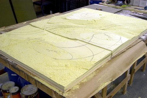 Building The Nomonhan Table