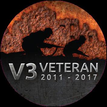 V3 Veteran: 2011 - 2017
