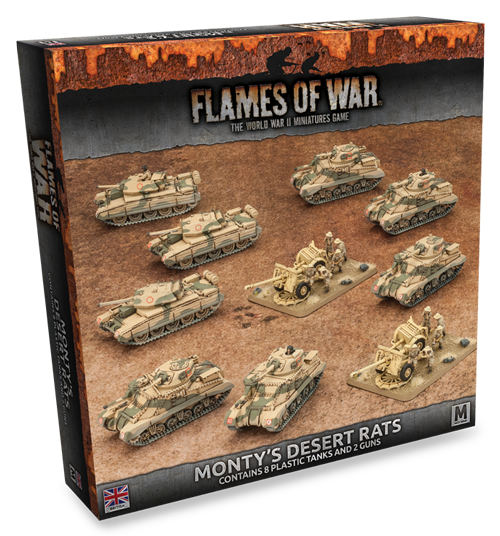 Click here to learn more about Monty's Desert Rats...