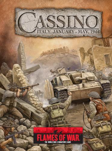 Cassino Cover