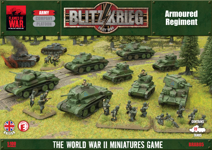 Fow : Blitzkrieg: The German Invasion of Poland and France BRAB05