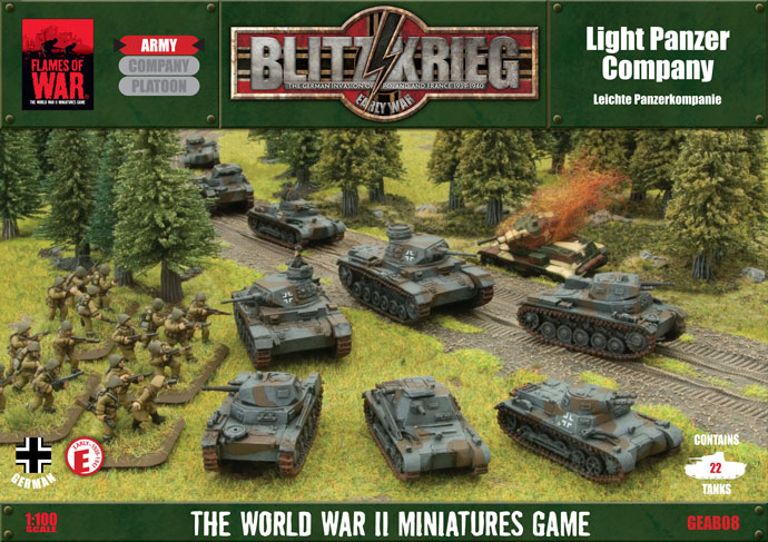 Fow : Blitzkrieg: The German Invasion of Poland and France GEAB08