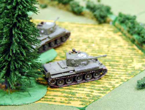 Armies Of Late War: Phil's Desert Rats