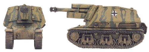 10.5cm (Sf) 39H assault gun